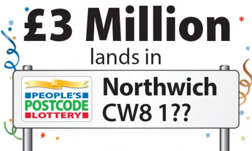 Northwich players will start the year off with a bang with a £3 Million win