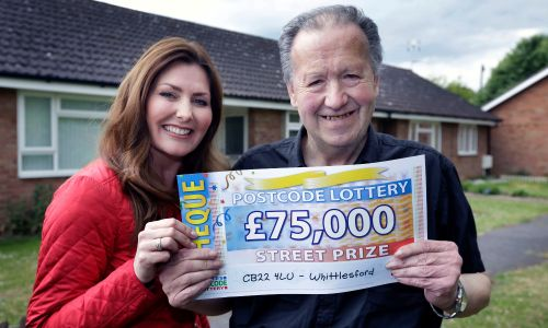 Whittlesford player Graham Seve has won big, as the Saturday Street Prize has landed in CB22 4LU