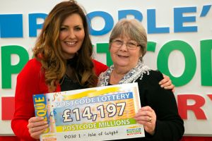 February Postcode Millions Winners