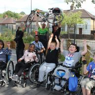 Whizz-Kidz offer empowering services designed to change young lives for the better