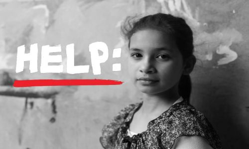 War Child's HELP campaign seeks to deliver support to thousands of children in conflict zones around the world