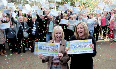 Players in Northwich have won an incredible £3 Million in the January Postcode Millions