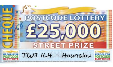 Two Hounslow players have won big in this weekend's Saturday Street Prize