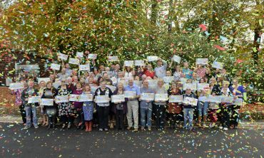 Crediton players have won big in the October Postcode Millions - an amazing £2 Million