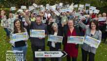 Five lucky winners scooped £200,000 each when October's Postcode Millions landed in WA1 3TS