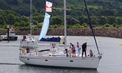 The Ellen MacArthur Cancer Trust aims to restore the confidence of young people recovering from cancer