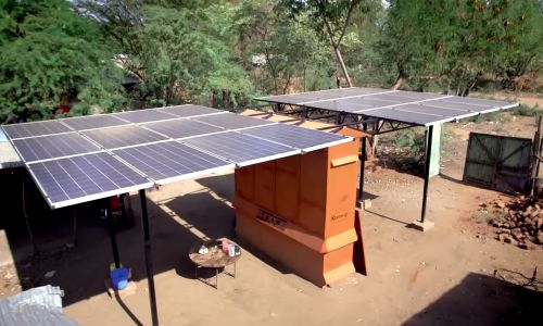 Steama.co's smart-metering software makes it easy to set up micro-electricity grids in poor areas
