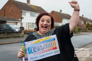 Nita plans to spend her winnings on a new kitchen