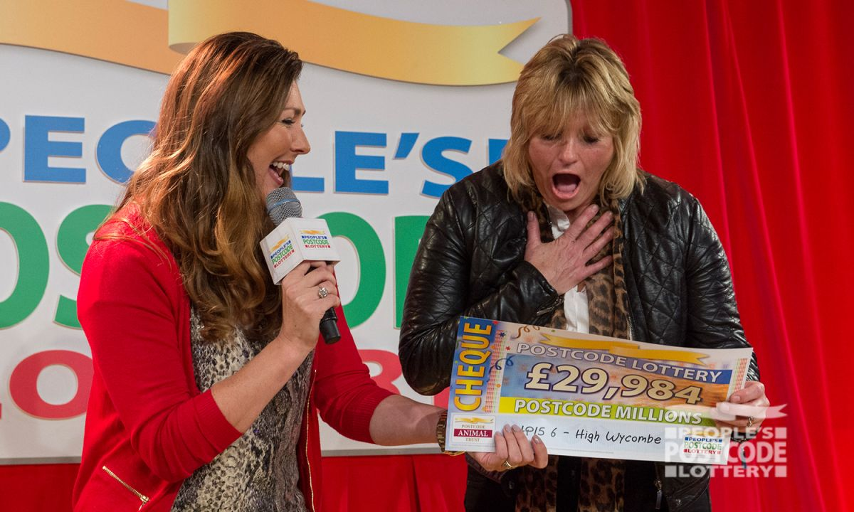huge win for high wycombe people 39 s postcode lottery. Black Bedroom Furniture Sets. Home Design Ideas