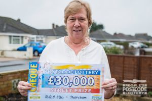 Barbara is planning to spend some of her winnings on her son's wedding and on her daughter