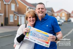Graeme and his wife Jill are going to do up their garden and take their daughter away on holiday