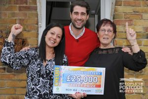 Sasha plans to treat her family to their first holiday abroad with her winnings