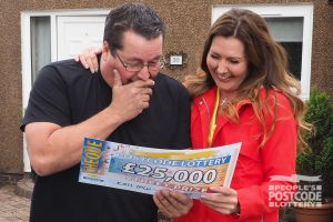 01. Rodney Speirs did a breathless jig when he saw his £25,000 cheque