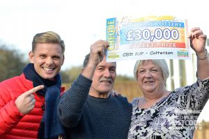 Sanda and Ted also plan to go on a relaxing holiday to Tenerife with the winnings