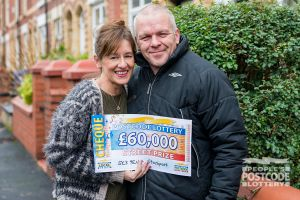 Keely plans to spend her winnings on a holiday, a new car, and home improvements