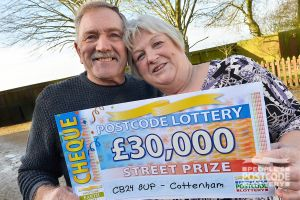 Sandra is planning to use some of her winnings on a new car, as her current one has broken down