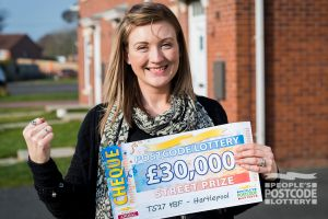 Emma has a holiday to Florida booked with her husband and children. The winnings will make it the holiday of a lifetime.