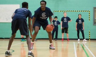 Greenhouse Sports reaches out to young people through sport