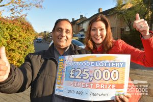 03. A big congratulations to Marston winner Mohammed!