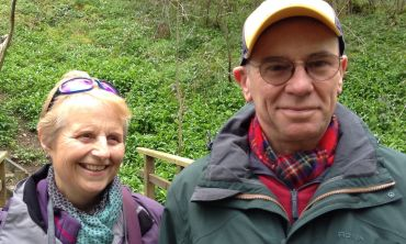 Mike and Maureen have felt the benefits of a Dementia Adventure short break