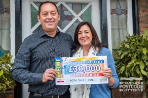 Garry has been thinking about buying a property abroad with his winnings