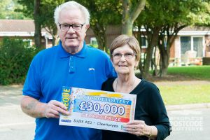 Dorothy is keen to go on a sunny holiday with her winnings