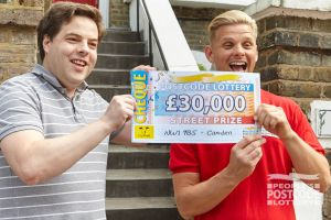 Alexander has plans to go on holiday and treat his wife with his winnings