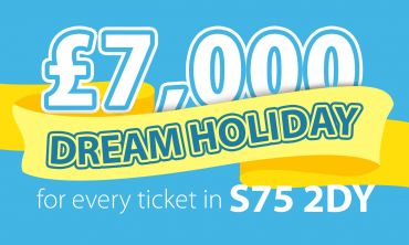 One lucky Barnsley winner will be taking a trip to remember with the Dream Holiday prize