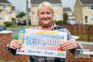 Amanda hopes to buy a cafe using her winnings