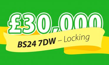 Lucky Locking players have scooped £30,000 each in Saturday's Street Prize
