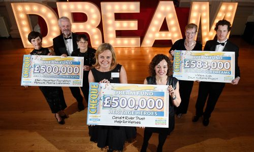Charities and community groups can now apply for funding for their dream project with the Dream Fund 2018