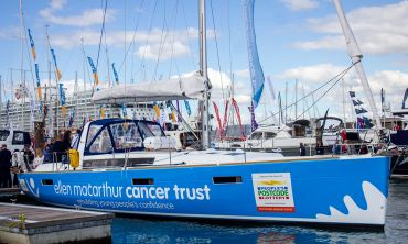 The Ellen MacArthur Cancer Trust uses player funding to allow even more young people to benefit from its services