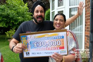 Deljit, who regularly raises money for charity, says some of his winnings will be given to good causes