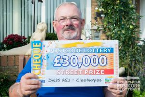 John is planning to spend his winnings on some fabulous Christmas presents for his family