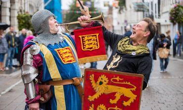 Heritage Open Days is England's biggest festival of history (Image courtesy of Chris Lacey)