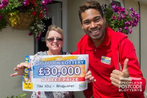 Jackie and Malcolm plan to take a trip to Portugal with their winnings