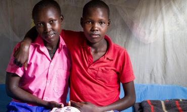 ActionAid is transforming the lives of girls in Kenya