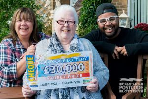 Ann is planning to use her winnings to take her family on holiday in January