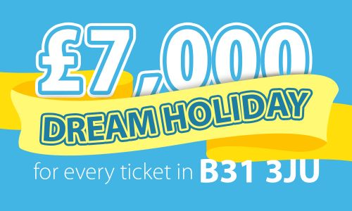 Bon voyage to the lucky Birmingham players who scooped £7,000 Dream Holiday prizes