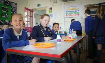 Magic Breakfast help children get the best start to their school day by giving them healthy breakfasts