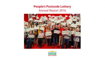 People's Postcode Lottery (GB) Annual Report 2016