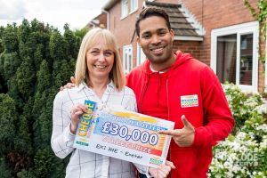 Lorraine is going to be jetting off to Las Vegas for a third time with her winnings