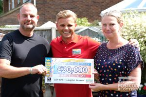 Emma and her husband Shaun are planning to head on a cruise with their winnings