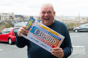 Halifax winner Ian is planning a trip to Tenerife with his winnings!