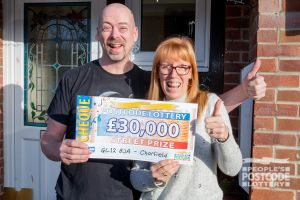 Sally is planning to use her winnings on some home improvements - while grabbing a bargain in the January sales!