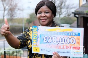Rachel is planning to take a trip to Africa to visit family thanks to her winnings