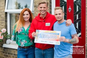 Winner Paul and his partner Imogen are planning a trip to Amsterdam with their prize money