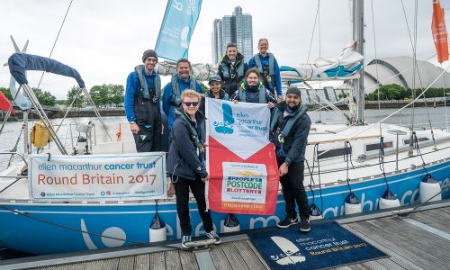Funding from players is allowing more young people to benefit from EMCT's sailing trips