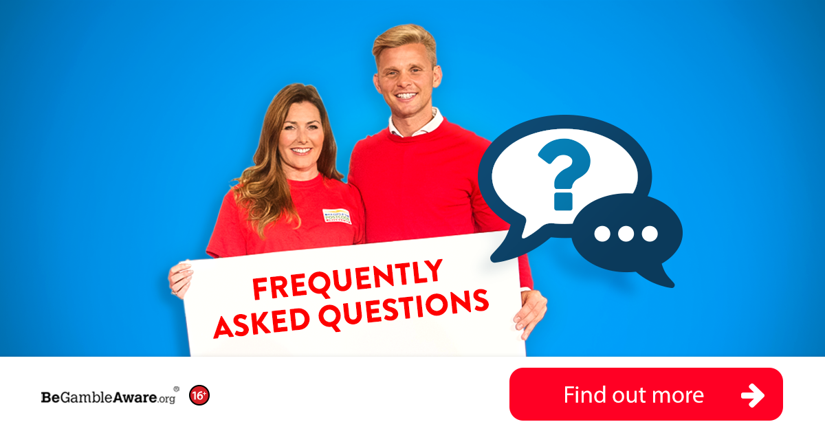 FAQ | People's Postcode Lottery