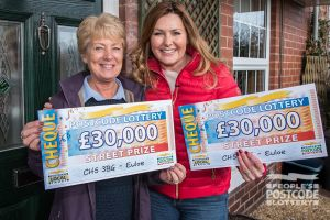 Dianne was surprised to have won a whopping £60,000